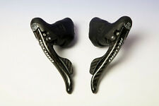 Campagnolo Record Carbon ergopower 10 Shift Brake Levers QS ULTRA LEVE FRENO NEW