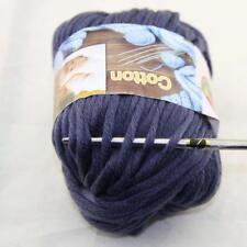 New Sale 1Balls X50g Soft Baby Thicken Cotton Chunky Hand Diy Knitting Yarn 29