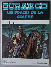 SWOLFS   ** DURANGO 2. LES FORCES DE LA COLÈRE **  TBE