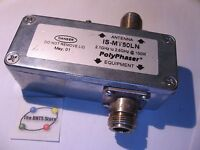 Polyphaser IS-MT50LN RF Surge Protector 2.1-2.6 GHz N-Type Female - USED Qty 1
