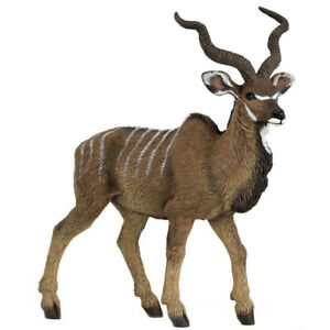 Papo Wild Animal Kingdom Great Kudu Collectable Animal Figure 50104