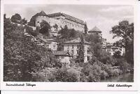 724 Universitätsstadt Tübingen Schloss Hohentübingen 1953 AK Baden Württemberg