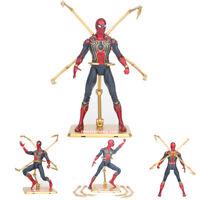 "6"" Marvel Infinity War Avengers Iron Spider Spiderman Tentacles Action Figure"