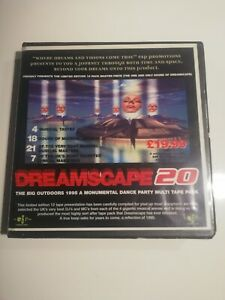 Dreamscape 20 (09/09/95) Rave 12 Tape Pack (Incomplete)