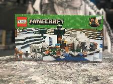 Lego Minecraft – 21142 eisiglu