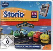 Vtech Storio 80-281604 - Chuggington - Bastian, der Babysitter - Lernspiel - Neu