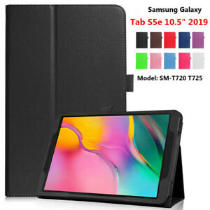 SMART COVER CUSTODIA Integrale SUPPORTO per Samsung Galaxy TAB S5e 10.5 2019