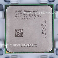 AMD Phenom X4 9750 (HD9750WCJ4BGH) 533 MHz 2.4 GHz Socket AM2+ CPU 100% Working