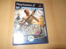 Medal Of Honor: Rising Sun Sony Playstation 2,ps2 Pal Ottime Collezionisti