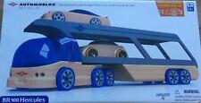 BR100 Hercules Automoblox Minis Car Carrier/Dump Truck 54101