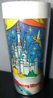 Vtg Walt Disney World Cup Coffee Mug Thermo Serv Tall Magic Kingdom Mickey Mou
