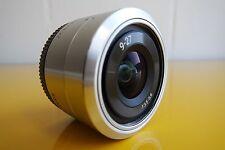Samsung NX mini yz927zza 9-27 mm f/3.5-5.6 OIS Obiettivo ed