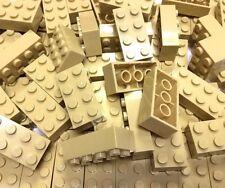 ❤NEW❤ LEGO 3001 Tan 2x4 Brick BULK Pack of 25