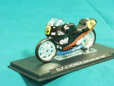 WORKS ELF 2 HONDA MOTORCYCLE GP RACING RON HASLAM TT SUPERBIKE