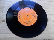 "Christie Yellow River / Iron Horse EX 7"" Single Vinyl Record M EPC 5960"