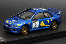 Winner - Subaru Impreza '97 Safari Rally **Colin McRae** -- HPI #8576 1/43