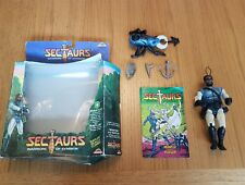 SECTAURS i guerrieri di cycliophora Mantor & Raplor Action Figure Set