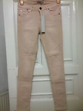 Victoria Beckham stretch pink jeans, size 27, RRP £200