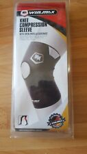 WinMax Knee Compression Sleeve Support Brace neoprene
