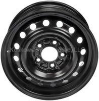 Dodge Caravan Steel Wheel 15 In Voyager Town & Country 4766331AB Dorman 939-165