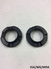 2x Front Coil Spring Upper Isolator Jeep Grand Cherokee WK 2005-2010 SSA/WK/009A