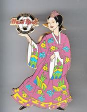 New listing Hard Rock Cafe Pin: Seoul 2002 Soccer Geisha