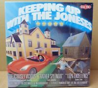 Keeping Up with The Joneses Board Game - Brand New & Sealed