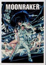 James Bond Archives 2016 Spectre Complete 61 Card Moonraker Base Set