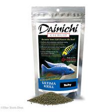 Dainichi Cichlid Ultima Krill Sinking Baby Pellet 500g (1mm) Fish Food