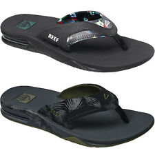 Reef Mens Fanning Prints Slip On Summer Beach Holiday Pool Flip Flops Sandals