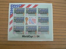 Saint Vincentian Football Sports Postal Stamps