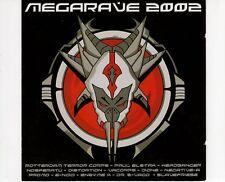 CD MEGAREAVE 2002  2CD   (B0166)