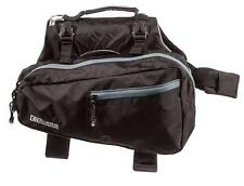Canine Equipment Ultimate Trail Dog Pack - Small, Black