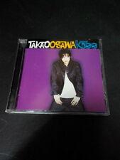 TAKAO OSAWA - KISS (JAPAN CD) 5-TRACK EP CD
