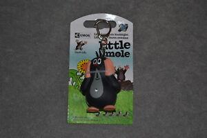 Original Little Mole - Zdenek Miler LED Keyring Keychain Flashlight Krecik Krtek