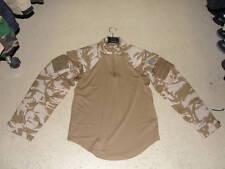 Under body armour combat shirt Armée Anglaise désert XL