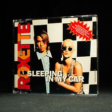 Roxette - Sleeping In My Car - music cd EP