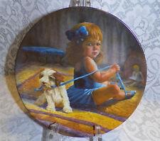 Collector Plate Ballerina's Dilemma Gregory Perillo 1980 Vague Shadows #ed 1606