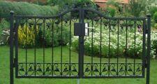 Garden Door Garden Gates Door Gate Metal Wrought Iron Monaco-Gt250/100s Zinc
