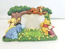 Disney Pooh and Friends Picture Frame -Could You Move the Ground a Little Closer