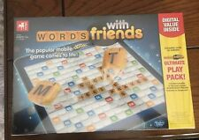 Words with Friends Board Game Sealed BRAND NEW