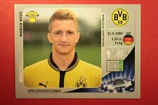PANINI CHAMPIONS LEAGUE 2012/13 N. 297 REUS B. DORTMUND BLACK BACK MINT!
