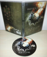 WHISPERS IN THE SHADOW - INTO THE ARMS OF CHAOS - DVD + CD