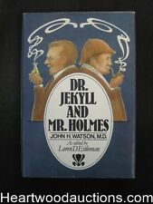 Dr. Jekyll and Mr. Holmes by John H. Watson- High Grade