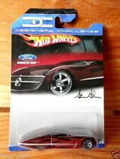 Hot Wheels Designs Ford Diecast Cars