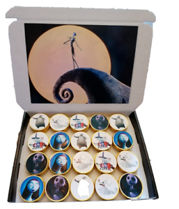 Nightmare Before Christmas  Chocolate Coins, Box of 50, Stocking Filler,