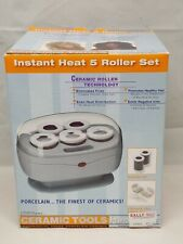Jilbere de Paris Ceramic Porcelain Instant Heat 5 Roller Set