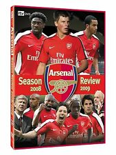 Arsenal End Of Season Review 2008/2009 DVD: 0/All Football, Sports 08/09 FC