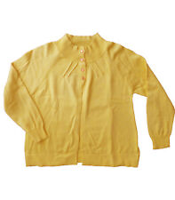 Cárdigans niña ,chaquetas de Newness , amarillo , talla 6