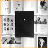 APPLE BOOK: 1998 The Year of Thinking Different (Reprint) - Foreword Steve Jobs